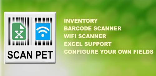 Inventory & Barcode scanner & WIFI scanner v6.26