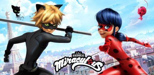 Miraculous Ladybug & Cat Noir – The Official Game v4.4.80 + data