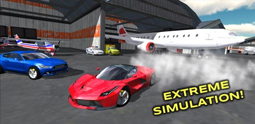 Extreme Car Driving Simulator v4.18.14