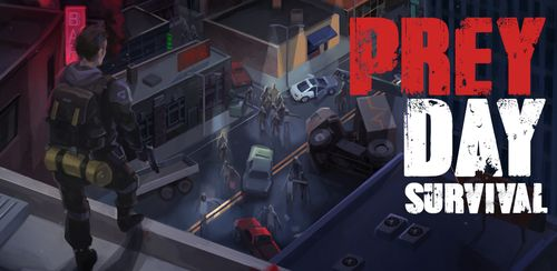 Prey Day: Survival – Craft & Zombie v1.102 + data
