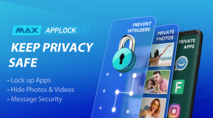 تصویر محیط MAX AppLock – Fingerprint lock, Privacy guard v1.4.7