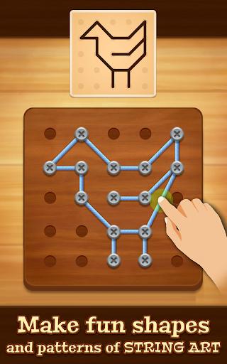 Line Puzzle: String Art v1.4.1
