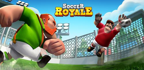 Soccer Royale 2019 the ultimate football clash v1.2.8