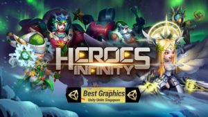 تصویر محیط Heroes Infinity: Blade & Knight Online Offline RPG v1.33.7L
