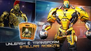 تصویر محیط Real Steel World Robot Boxing v37.37.219 + data
