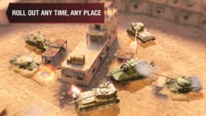 تصویر محیط World of Tanks Blitz v6.7.0.350