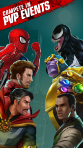 تصویر محیط Marvel Puzzle Quest v225.566975