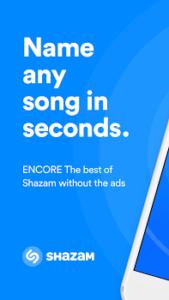 تصویر محیط Shazam Encore v9.27.0-190415