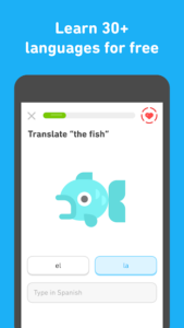 تصویر محیط Duolingo: Learn Languages Free v4.23.3