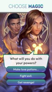 تصویر محیط Choices: Stories You Play v2.8.4