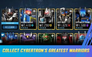 تصویر محیط TRANSFORMERS: Forged to Fight v7.2.3