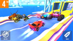 تصویر محیط SUP Multiplayer Racing v1.9.5