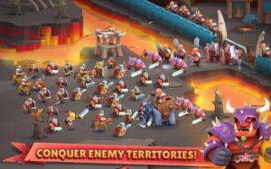 تصویر محیط Game of Warriors v1.2.4
