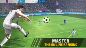 تصویر محیط Soccer Star 2019 Top Leagues · MLS Soccer Games v2.0.1