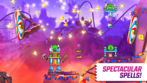 تصویر محیط Angry Birds 2 v2.49.0 + data