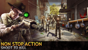 تصویر محیط Last Hope Sniper – Zombie War v1.58