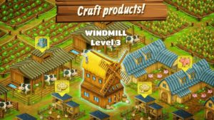 تصویر محیط Big Farm: Mobile Harvest v3.15.12674