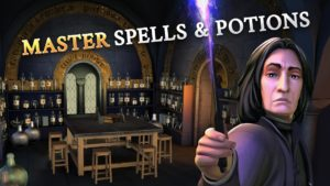تصویر محیط Harry Potter: Hogwarts Mystery v1.16.0