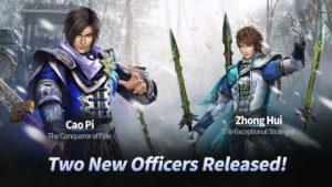 تصویر محیط Dynasty Warriors: Unleashed v1.0.33.3