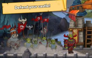 تصویر محیط Hustle Castle: Fantasy Kingdom v1.38.0