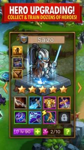 تصویر محیط Magic Rush: Heroes v1.1.271