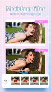 تصویر محیط Camera360: Selfie Photo Editor with Funny Sticker v9.7.6