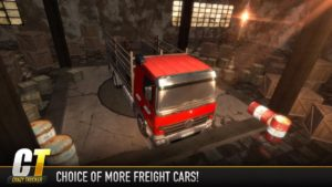 تصویر محیط Crazy Trucker v3.1.3935