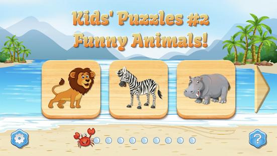 Kids Puzzles v1.6 build 445