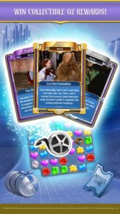 تصویر محیط The Wizard of Oz Magic Match 3 v1.0.4864