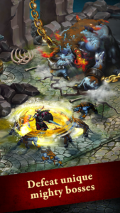 تصویر محیط Guild of Heroes – fantasy RPG v1.84.9