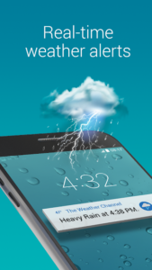 تصویر محیط The Weather Channel: Local Forecast & Weather Maps v10.26.0