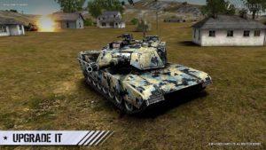 تصویر محیط Armored Aces – 3D Tanks Online v3.1.0 build 713 + data