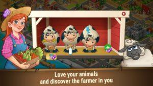 تصویر محیط Farm Dream – Village Harvest Frenzy v1.10.7