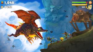 تصویر محیط Hungry Dragon™ v1.32 + data