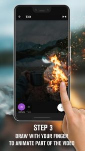 تصویر محیط Loopsie – Pixeloop Video Effect & Living Photos v2.7.3