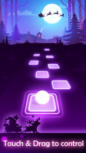 تصویر محیط Tiles Hop: EDM Rush! v3.3.6