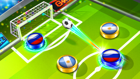 Soccer Caps 2018 ⚽️ Table Football Game v2.4.6