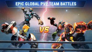 تصویر محیط Real Steel Boxing Champions v2.5.148 + data