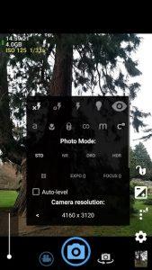 تصویر محیط Open Camera v1.46