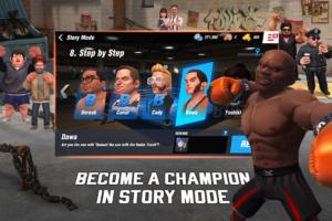 تصویر محیط Boxing Star v2.8.1 + data