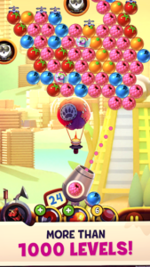 تصویر محیط Bubble Island 2: World Tour v1.55.45