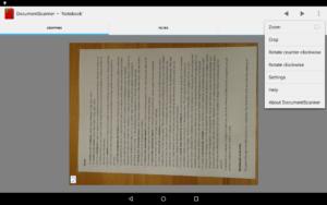 تصویر محیط DocumentScanner v1.1.30