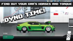 تصویر محیط Pixel Car Racer v1.1.80