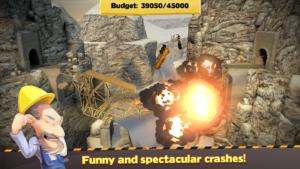 تصویر محیط Bridge Constructor v7.0