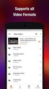 تصویر محیط Video Player All Format – Full HD Video Player v8.5.0.8