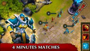 تصویر محیط Legendary Heroes MOBA v3.0.54
