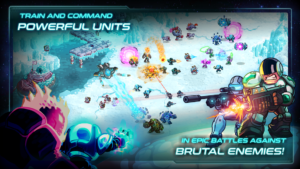 تصویر محیط Iron Marines v1.5.5 + data