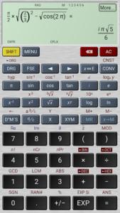 تصویر محیط HiPER Calc Pro v8.1.3