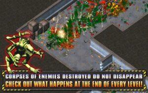 تصویر محیط Alien Shooter v1.1.9