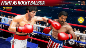 تصویر محیط Real Boxing 2 ROCKY v1.9.6 + data